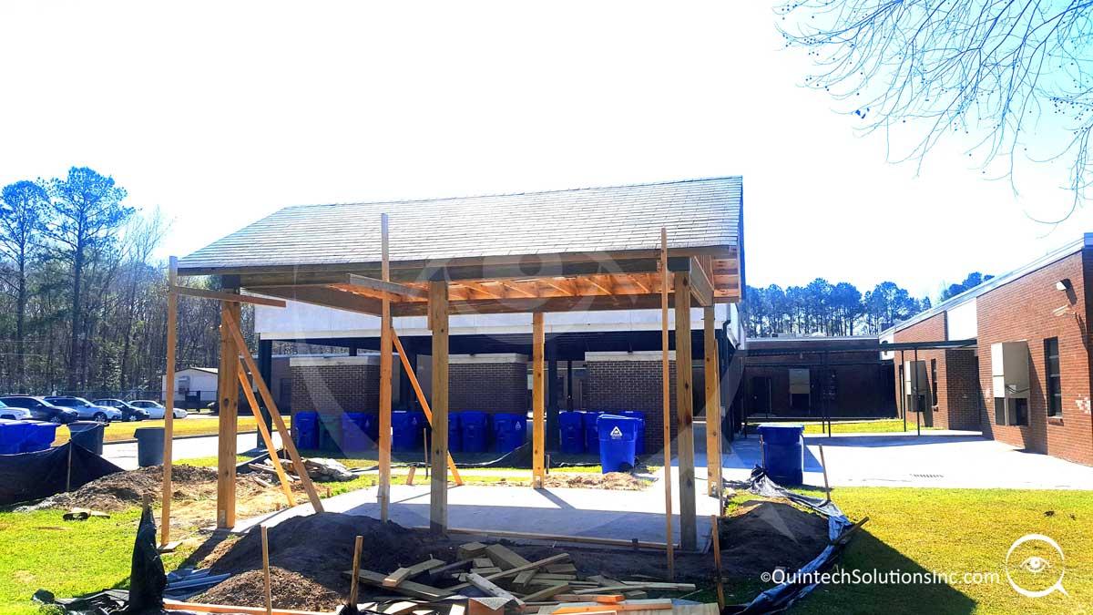 Pepperhill Elementary Outdoor Pavilion Quintech