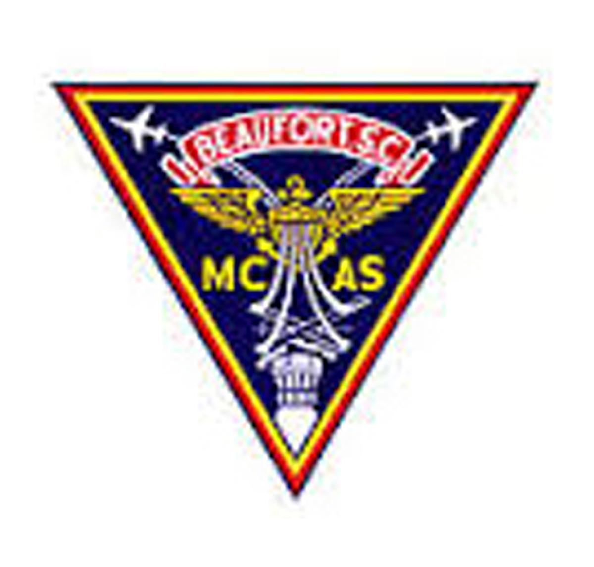 MCAS Beaufort Logo