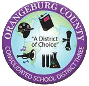 Orangeburg County Consolidated School District 3 Logo